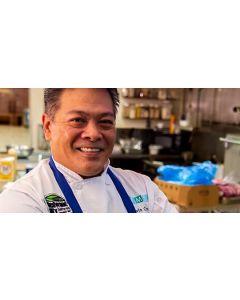 Guest Chef Gavin Gonzado -March 11, 2020